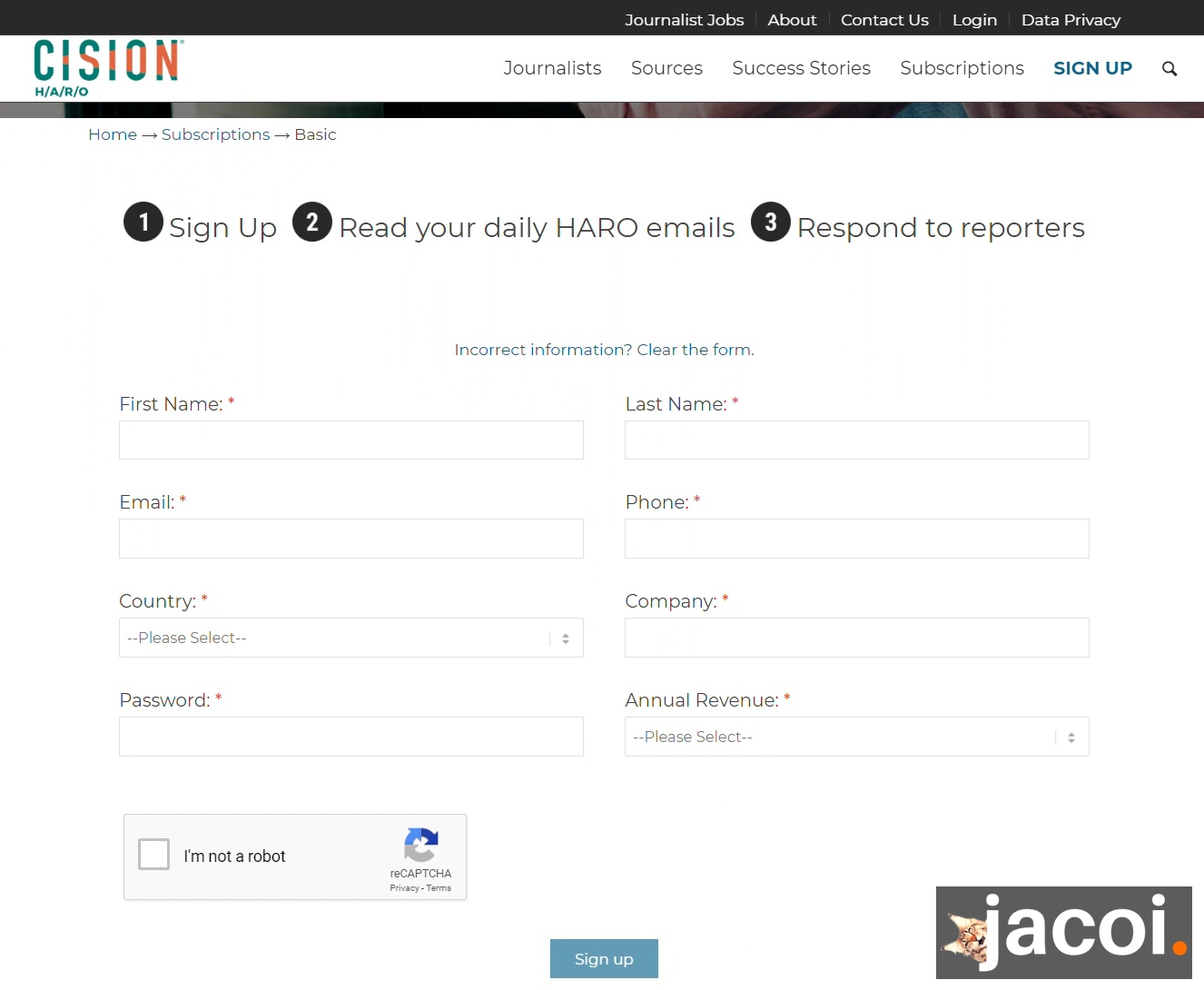 haro-cision-help-a-reporter-out-sign-up